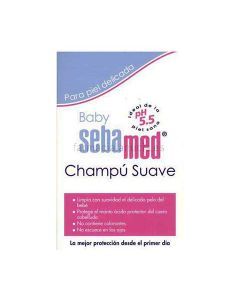 Baby sebamed Soft Shampoo 250 ml