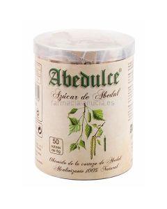 Abedulce Birke Zucker 100% Natural 50 Taschen
