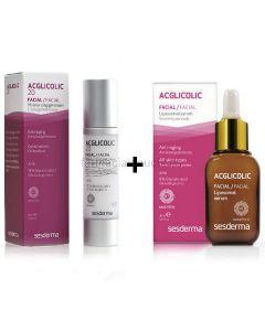 Acglicolic 20 Hidratante + Acglicolic Liposomal Serum