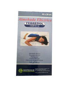 Elektrische Febredol Cervical Kissen 40 x 38 cm