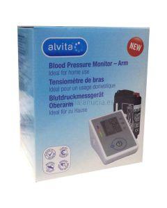 Alvita Blood Pressure Monitor - Arm
