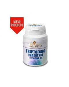 Ana Maria Lajusticia Tryptophan with Magnesium and Vit B6, 60 tablets