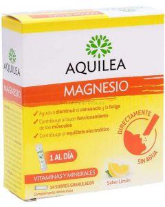 AQUILEA MAGNESIUM granulierte 14 Beutel
