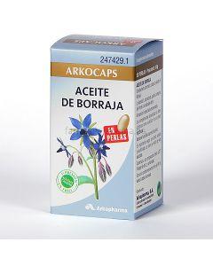 Arkopharma Arkocápsulas Borretschöl 50 Kapseln