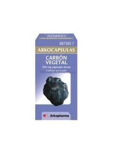 Arkokaps Charcoal 225 Mg 50 Caps