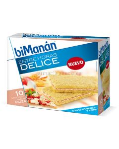 Bimanan Cracker Pizza 10 Stück