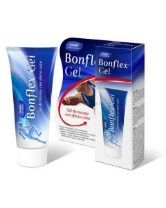 Bonflex Heat Effect Massage Gel 100ml