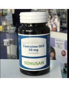 Bonusan Coenzyme Q10 50 mg 60 Capsules