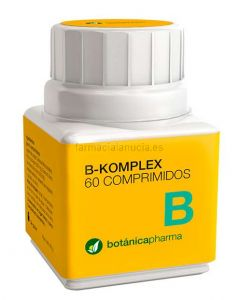 Botanicapharma ✴️ B-Komplex 60 tablets (vitamin B complex)