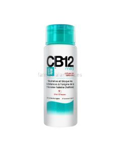 CB12 mouthwash good breath soft mint 250ml