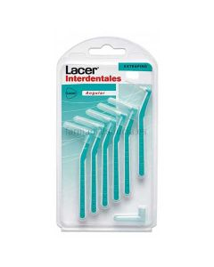 Lacer Cepillo Interdental Angular Extrafino 6 Unid