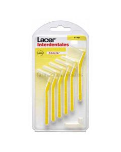 Lacer Cepillo Interdental Angular fino 6 Unid