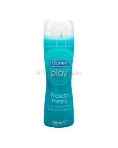 Lubricante Durex Play Efecto Frescor