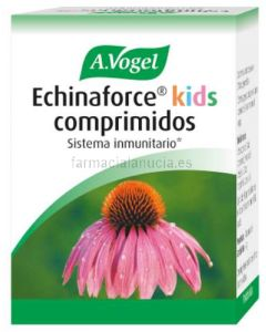BIOFORCE ECHINAFORCE kids 80 Tablets [A.Voguel]