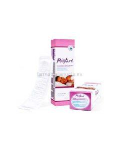Febus Pospart Compresas 100% Algodón Primeros Días