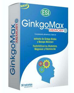 Ginkgo Max Memory 30 tabletas