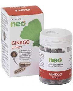 GINKGO BILOBA Mikrogranulat NEO 45 Kapseln [NEO]