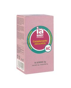 Interapothek Baby Food Supplement AC 14 sachets