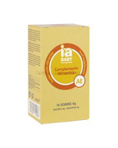 Interapothek Baby Food Supplement AE 14 Sachets of 4g