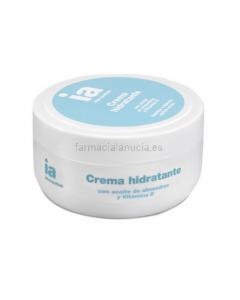 Interapothek crema aceite de almendras y Vitamina E 200ml