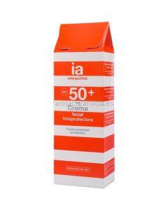 Interapothek Crema Facial Protector Solar SPF50+ 50ml