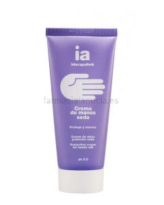 Interapothek silk hand cream 100ml