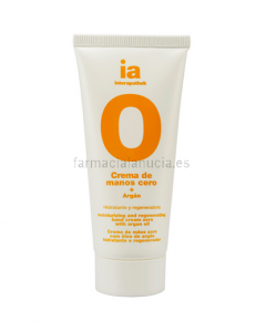 Interapothek Hand Cream Argan Zero 100ml