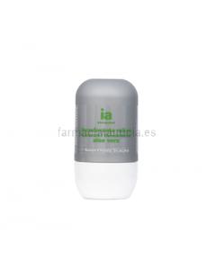 Interapothek desodorante rollon aloe sin alcohol 75ml