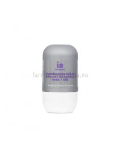 Interapothek desodorante rollon seda sin alcohol 75ml