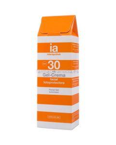 Interapothek Facial Gel-Crema Protector Solar SPF30 50 ML