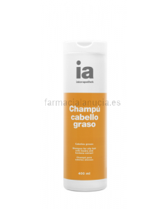 Interapothek fettiges Haar Shampoo 400ml