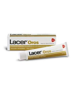 Lacer Oros tooth paste 125 ml