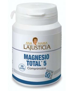 ✅ TOTAL MAGNESIUM ⭐️ 5 Salts Tablets 50 Days