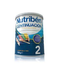 Nutriben Continuacion 800 Gr.