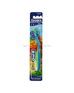 Oral-B Stages 2 Toothbrush for Children