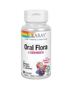 ORAL FLORA 30 Chewable Tablets