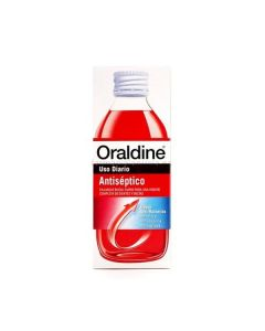 Oraldine Antiseptic Mouthwash 200ml