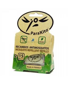 Insect Repellent Refill Pads Parakito