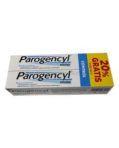 Parogencyl Pasta Gums Kontrolle Duplo 20% Kostenlos