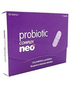 Probiotische Complex Neo 15 Kapseln