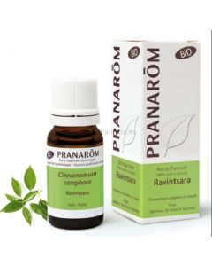 ➡️ Pranarom Ravintsara ✅ BIO essential oil leaf 10ml