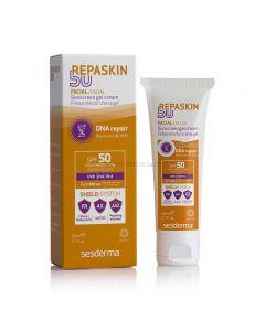 Repaskin Facial Sunscreen gel Cream SPF50 50ml