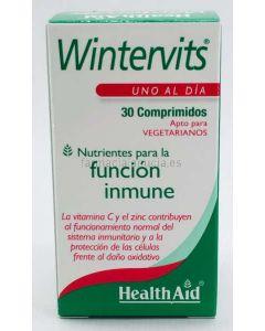 ⭐️ HealthAid Wintervits ▶︎▶︎ Vitamina C ➡️ Zinc - Propóleo - Maitake ➕