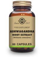 Ashwagandha Extracto de Raíz (Whitania somnifera) - 60 Cápsulas vegetales