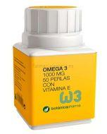 BotánicaPharma Omega-3 50 Perlas con Vitamina E
