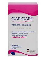 Capicaps Haar und Nägel 60 Kapseln