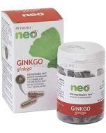 GINKGO BILOBA microgranules NEO 45 capsules [NEO]