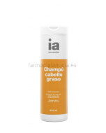 Interapothek champú cabello graso 400ml