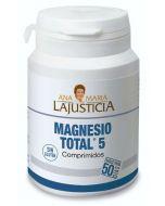 ✅ MAGNESIO TOTAL ⭐️ 5 Sales Comprimidos 50 Días