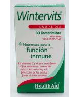 ⭐️ HealthAid Wintervits ▶︎▶︎ Vitamin C ➡️ Zinc - Propolis - Maitake ➕
